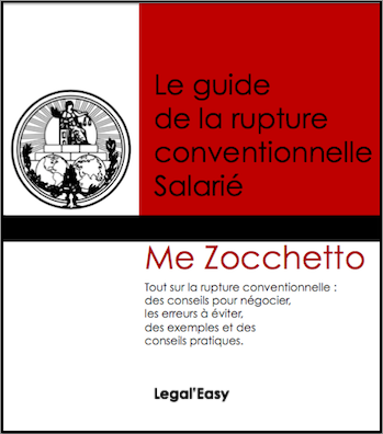 Guide Rupture Conventionnelle Salarie