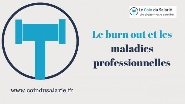 burn out maladie