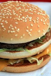 Salaire en big mac